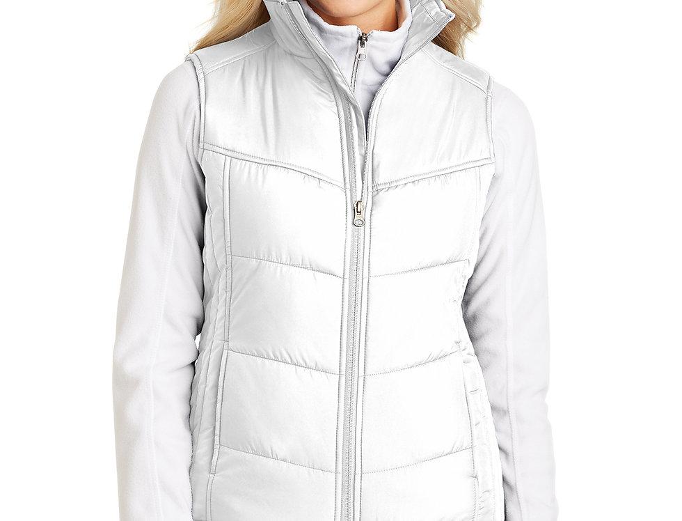 Port Authority® Ladies Puffy Vest L709