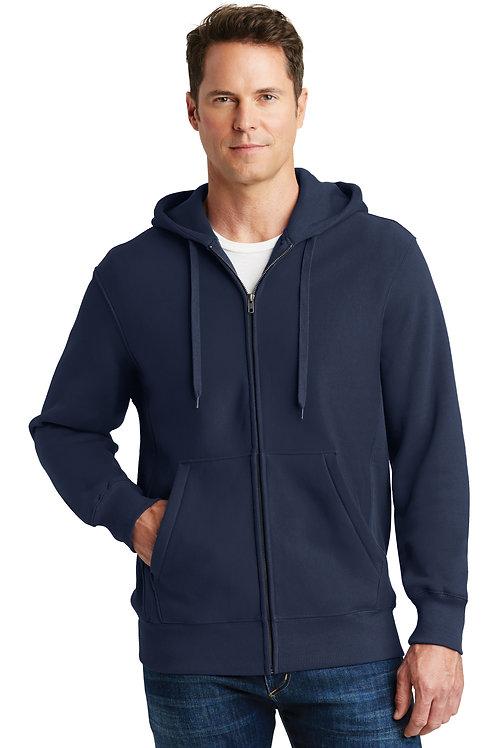 Sport-Tek® Super Heavyweight Full-Zip Hooded Sweatshirt F282