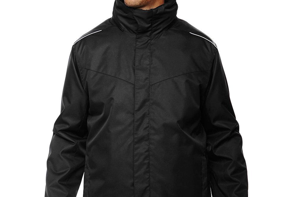 Core 365 Men's Tall Region 3-in-1 Jacket with Fleece Liner 88205T