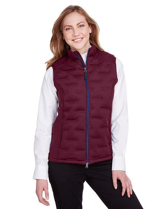 North End Ladies' Pioneer Hybrid Vest NE709W