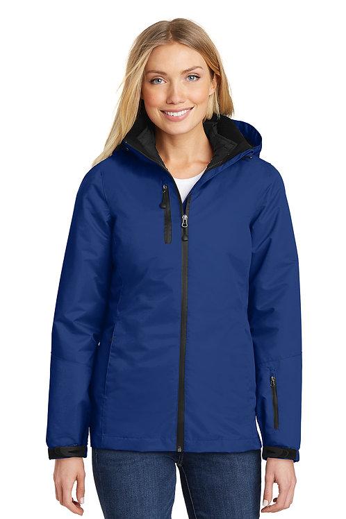 Port Authority® Ladies Vortex Waterproof 3-in-1 Jacket L332