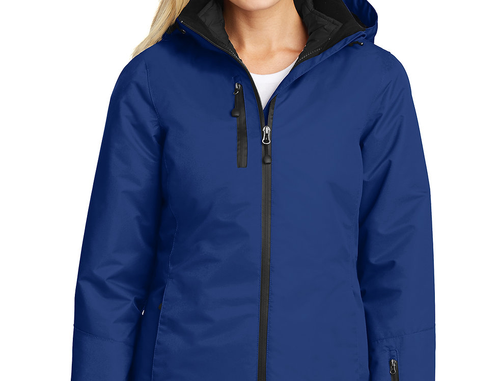 Port Authority® Ladies Vortex Waterproof 3-in-1 Jacket L332