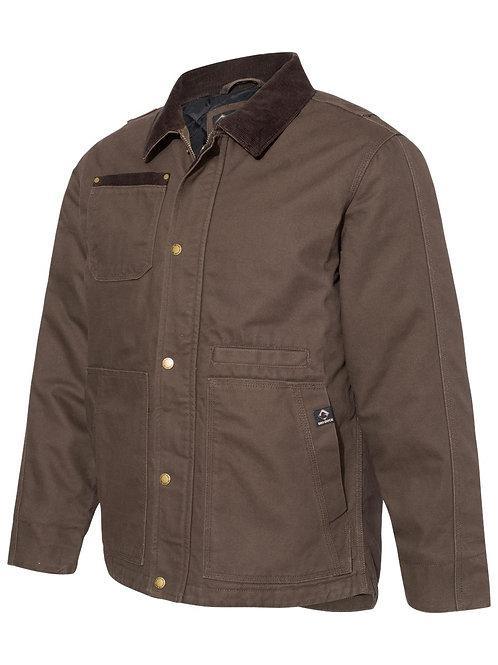 DRI DUCK - Rambler Boulder Cloth Jacket - 5091