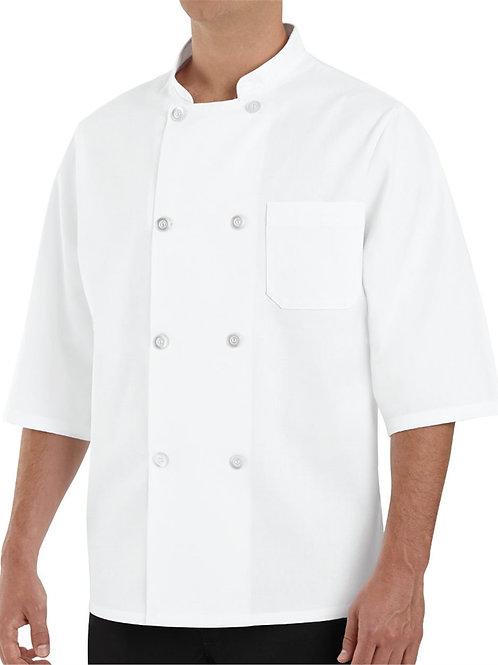 Chef Designs - Half Sleeve Chef Coat - 0404