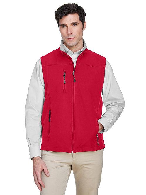 Devon & Jones Men's Soft Shell Vest D996
