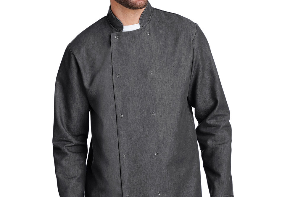 Artisan Collection by Reprime Unisex Denim Chef's Coat RP660