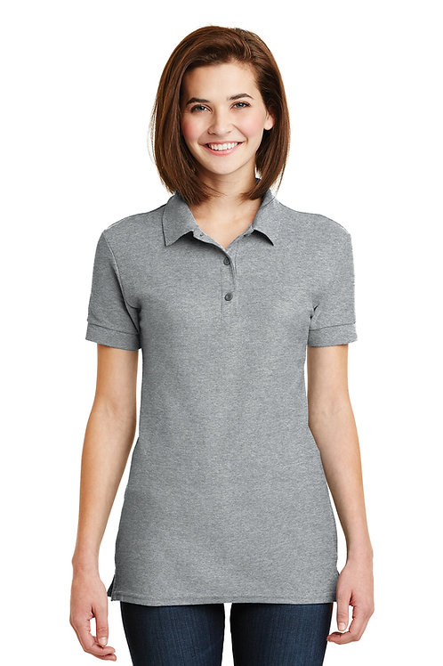 Gildan Ladies 6.6-Ounce 100% Double Pique Cotton Sport Shirt 82800L