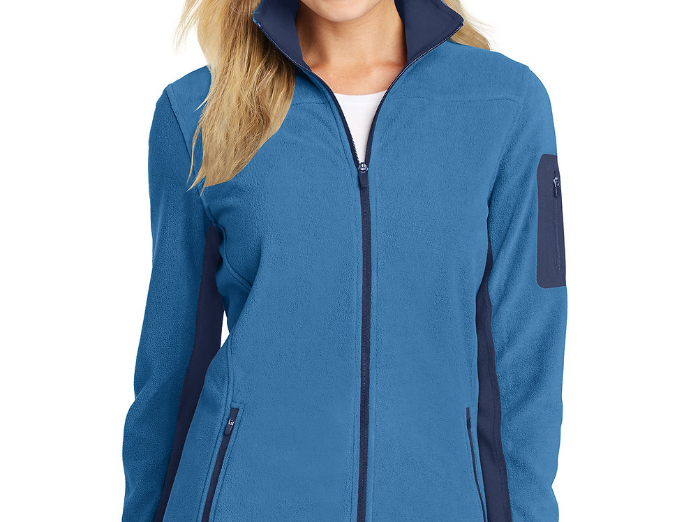 Port Authority® Ladies Summit Fleece Full-Zip Jacket L233