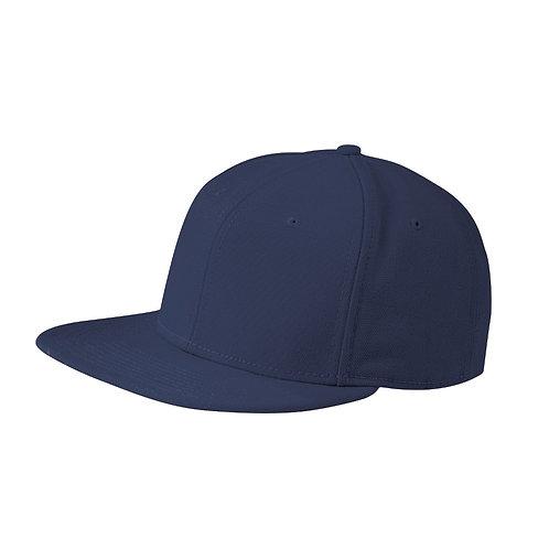 New Era Original Fit Flat Bill Snapback Cap NE402