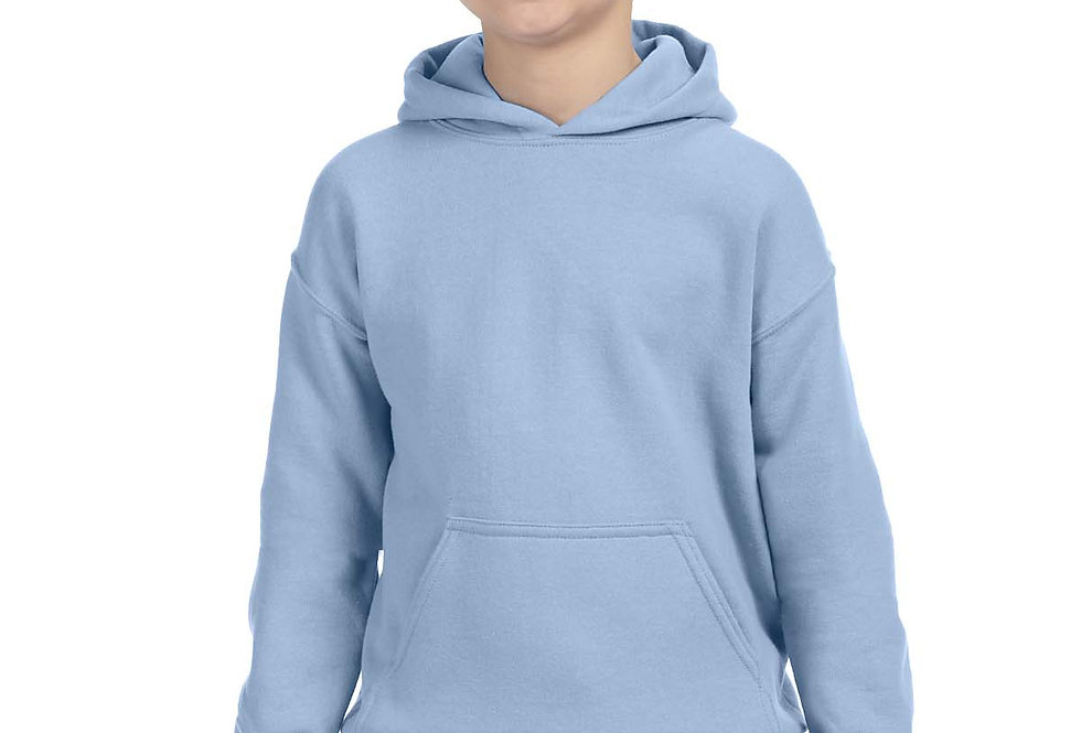 Gildan Youth Heavy Blend™ 8 oz., 50/50 Hood G185B