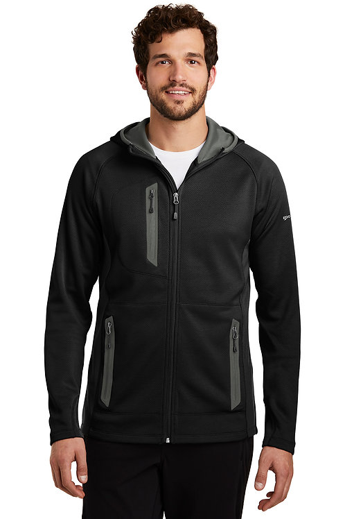 Eddie Bauer ® Sport Hooded Full-Zip Fleece Jacket EB244