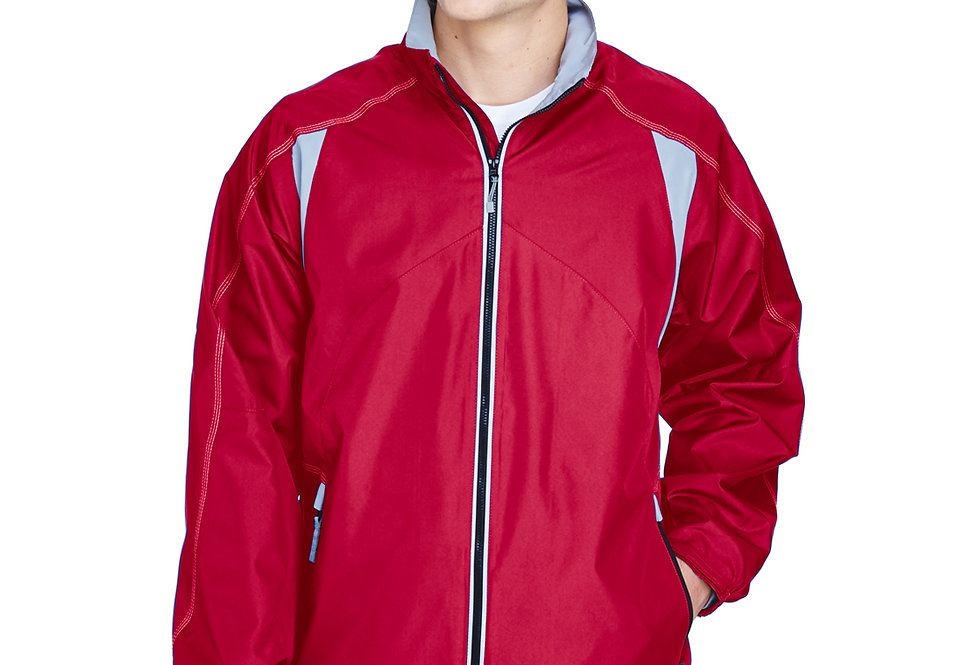North End Men's Endurance Lightweight Colorblock Jacket 88155