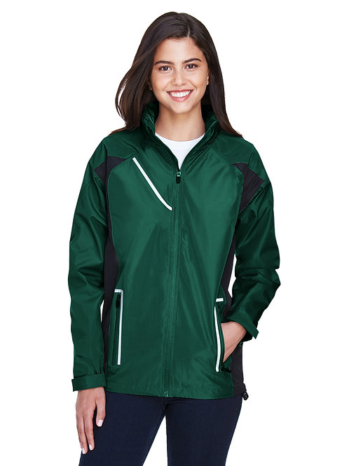 Team 365 Ladies' Dominator Waterproof Jacket TT86W