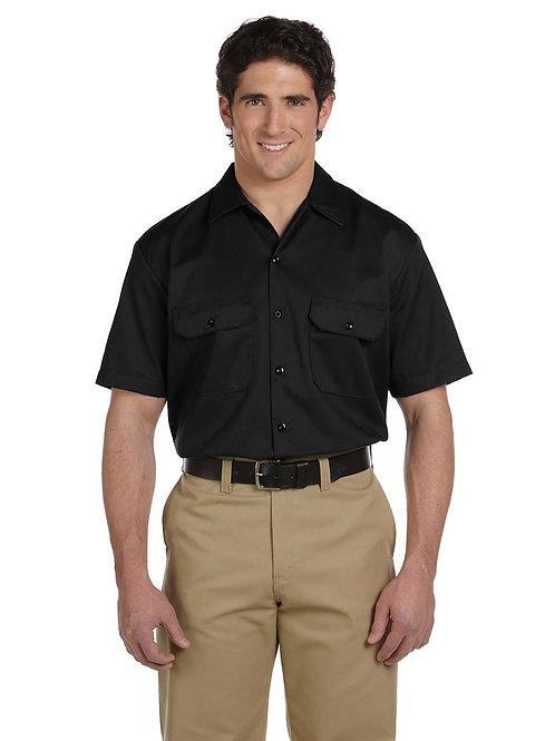 Dickies Unisex Short-Sleeve Work Shirt 1574