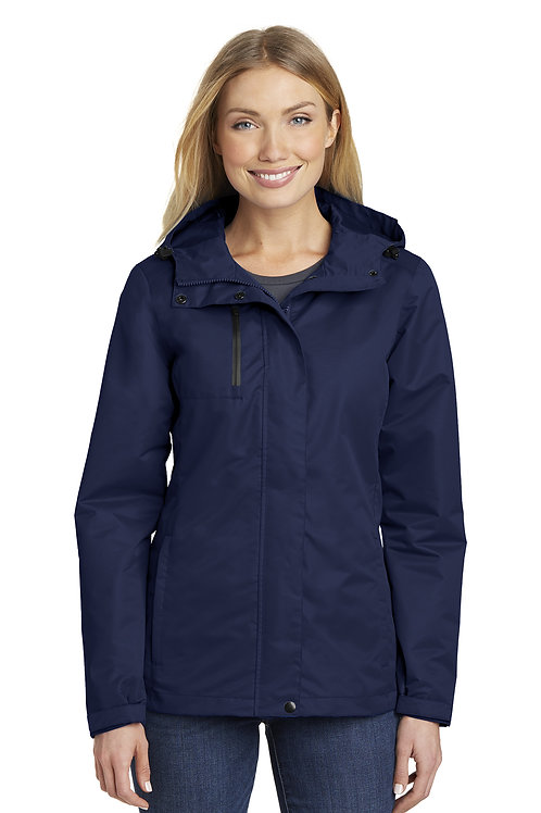 Port Authority® Ladies All-Conditions Jacket L331