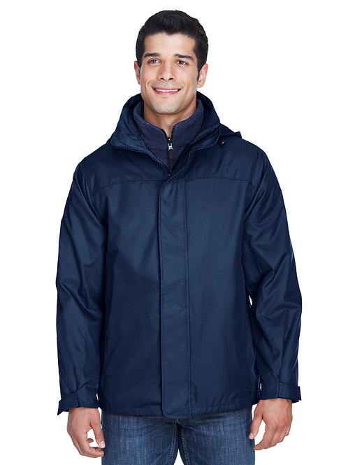 North End Adult 3-in-1 Jacket 88130
