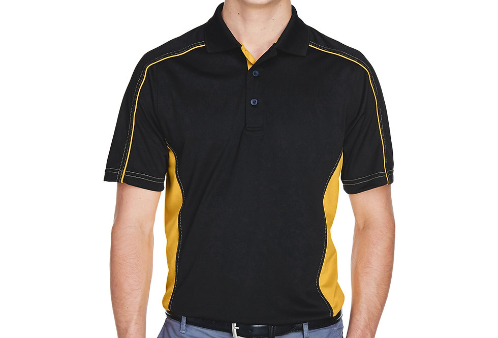 Extreme Men's Eperformance™ Fuse Snag Protection Plus Colorblock Polo 85113