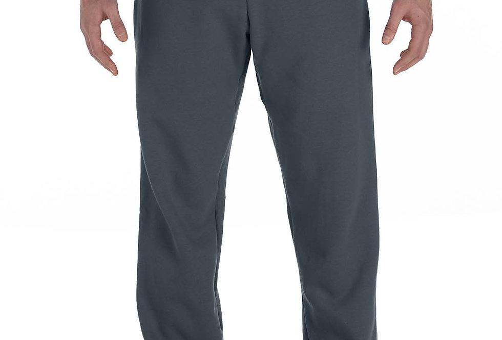Gildan Adult Heavy Blend™ Adult 8 oz., 50/50 Open-Bottom Sweatpants G184