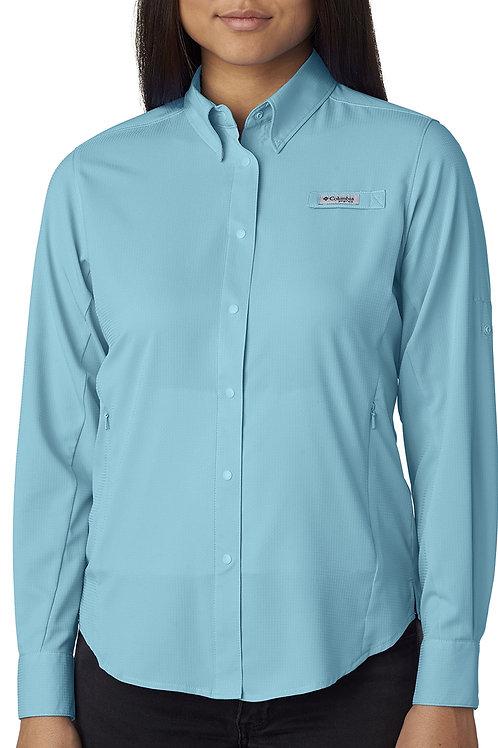 Columbia Ladies' Tamiami™ II Long-Sleeve Shirt 7278