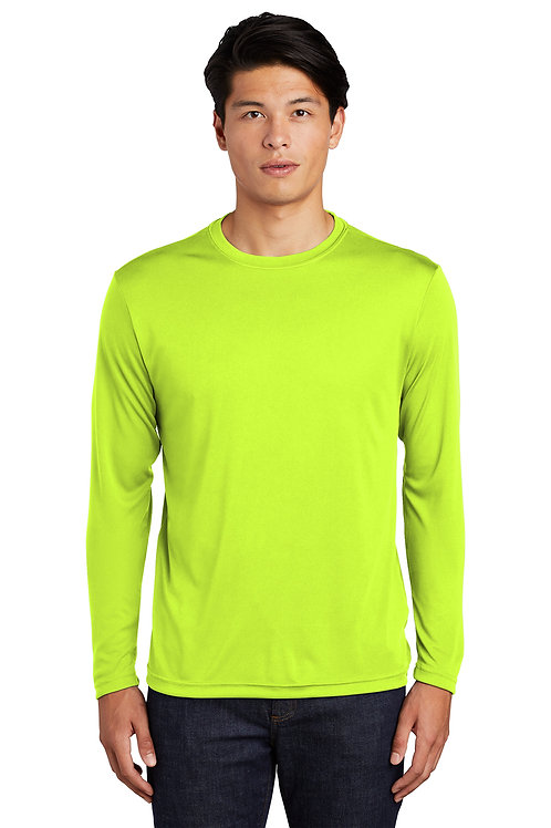 Sport-Tek® Long Sleeve PosiCharge® Competitor™ Tee ST350LSN