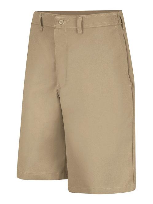 Red Kap - Plain Front Side Elastic Shorts - PT42