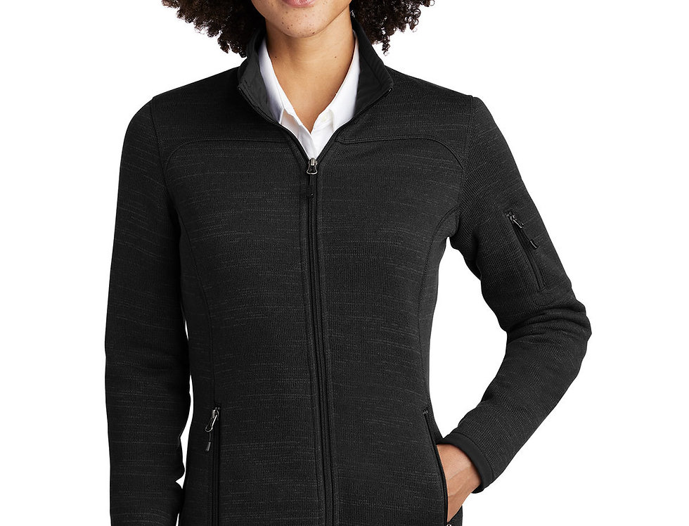 Eddie Bauer ® Ladies Sweater Fleece Full-Zip EB251