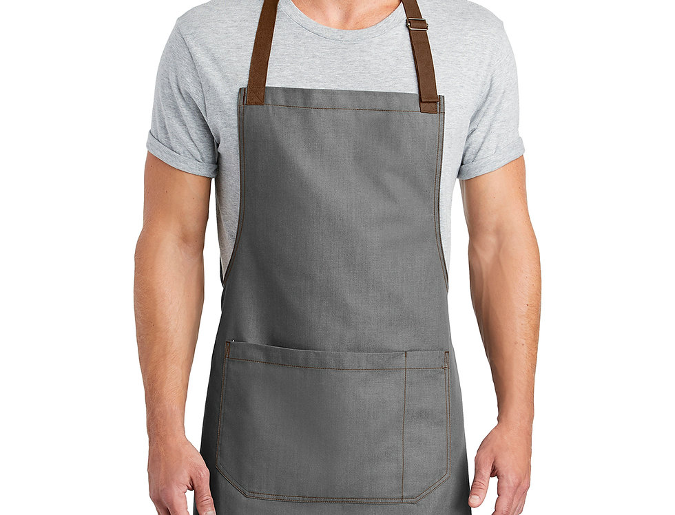 Port Authority ® Market Full-Length Bib Apron A800