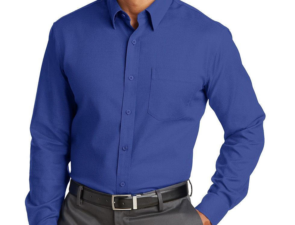 Red House® Non-Iron Diamond Dobby Shirt RH76
