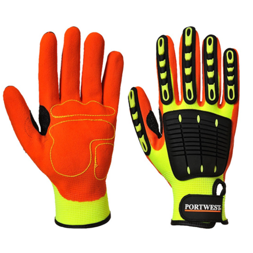 ANTI IMPACT GRIP GLOVE - NITRILE - A721