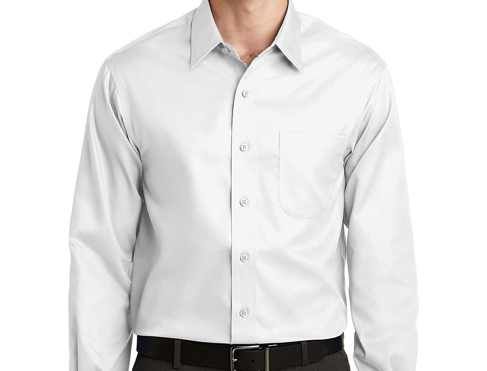 Port Authority Tall Non-Iron Twill Shirt TLS638