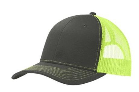 Port Authority® Snapback Trucker Cap C112