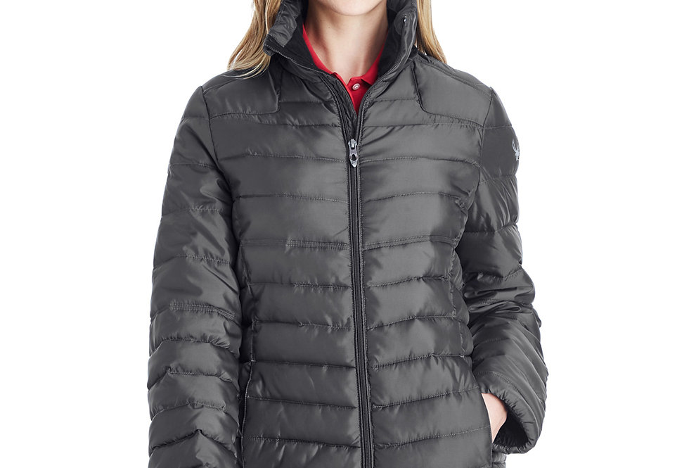 Spyder Ladies' Supreme Insulated Puffer Jacket 187336