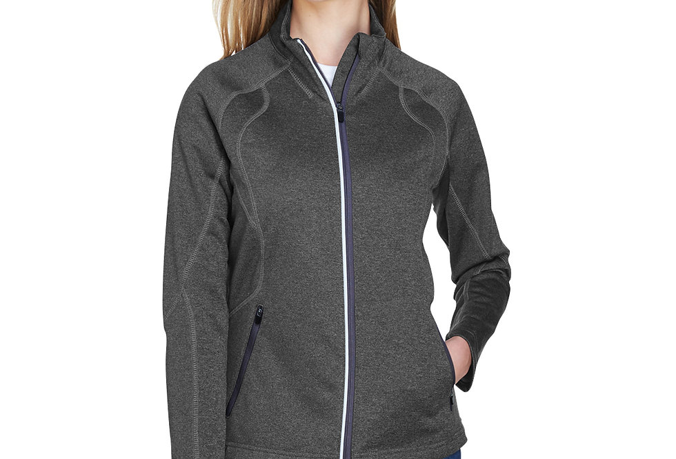 North End Ladies' Gravity Performance Fleece Jacket 78174