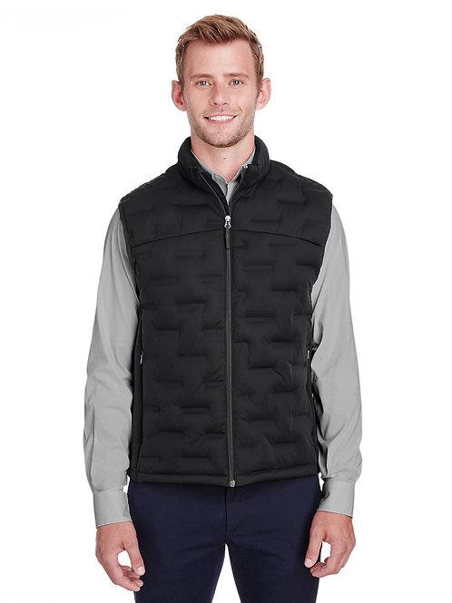 North End Men's Pioneer Hybrid Vest NE709