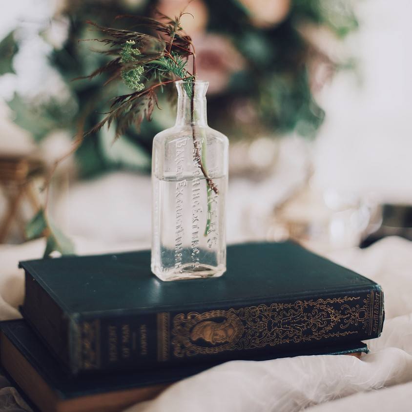 Reading Between the Wines Literary Salon