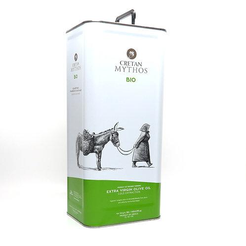 Bio Extra Virgin Olivenöl (5L Kanister)