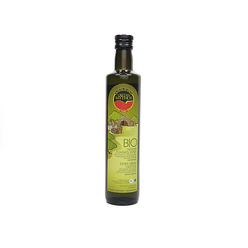 Cretan Mythos Bio Olivenöl (0,5L)
