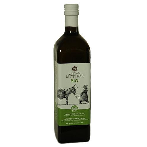 Cretan Mythos Bio Olivenöl (1L)