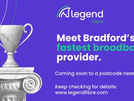 Bradford's Broadband Just Became One Of The Fastest On The Planet