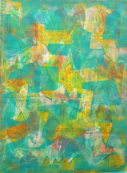 Peintures sur papier