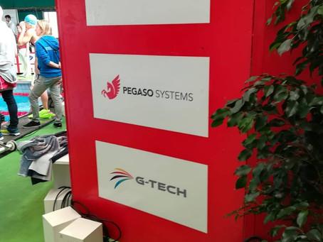 PEGASO è sponsor della kermesse milanese di nuoto