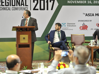Synergie Group al Miner Processing - Regional Technical Conference 2017 - DJAKARTA INDONESIA