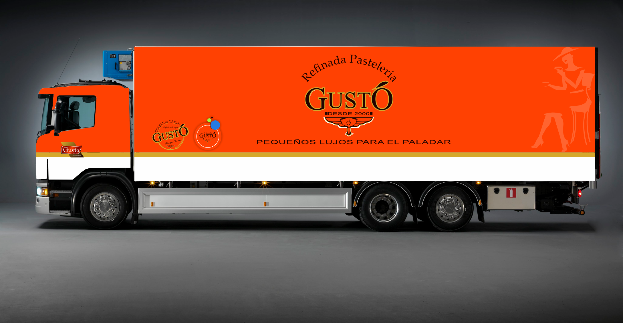 Camion Gusto