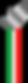 Logo Pegaso bandiera italia grigio.png
