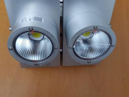 Nuova serie di fari PEGASO LED