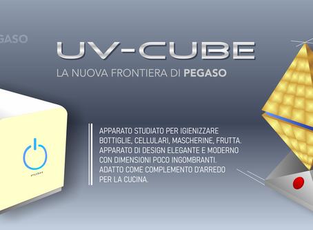 PEGASO - UvC: RADIAZIONE ULTRAVIOLETTA GERMICIDA, LA NUOVA FRONTIERA DI PEGASO
