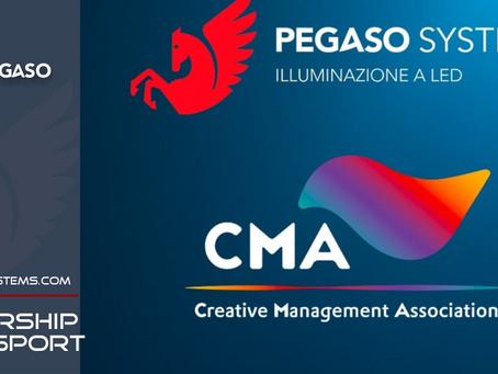 CMA E PEGASO INSIEME PER IL FUTURO EFFICIENTE DELLO SPORT