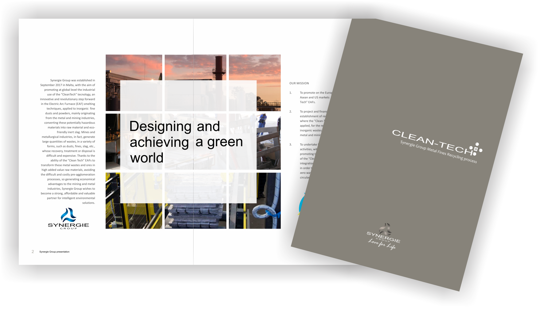 Liona Brochure Synergie Clean Tech Recyc