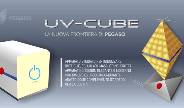 Pegaso UVCube