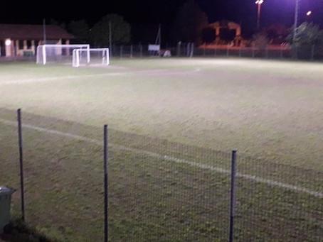 Campo di calcio del Comune di Torre d'Isola